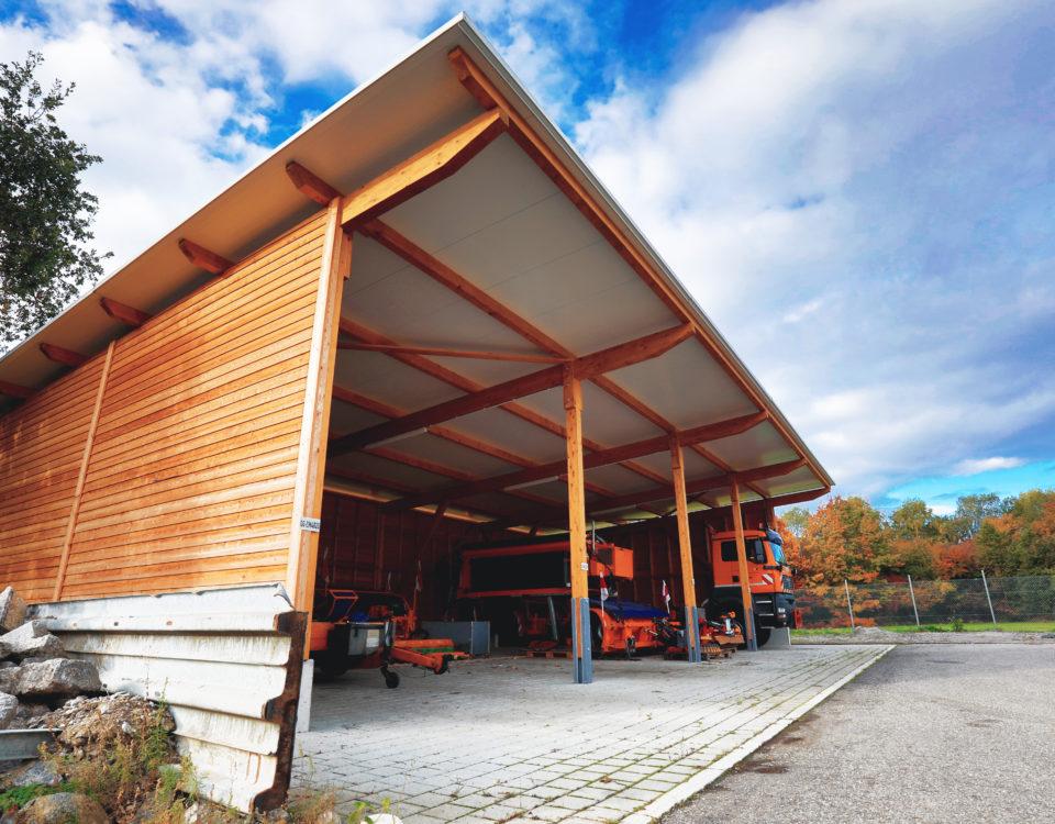 Holzrahmenbau – Holzbau Mingolla