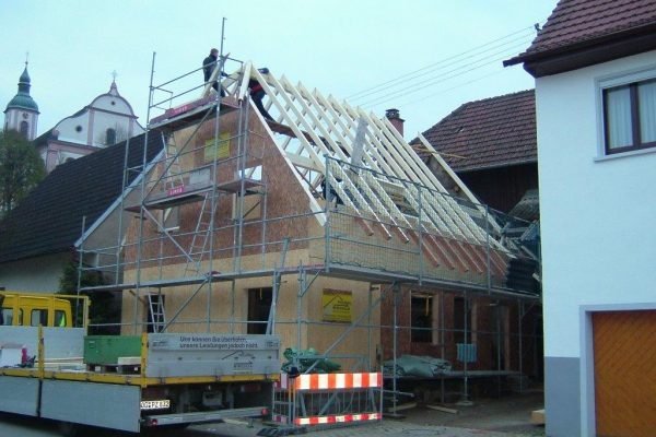 Holzhaus 4